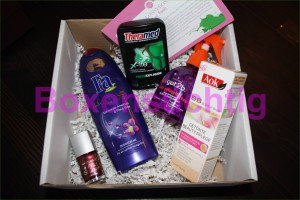 GlossyBox Young Beauty Dez.12