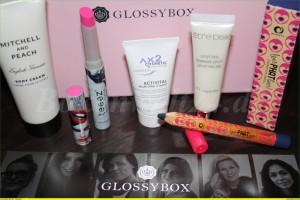 Glossy Box März 2014