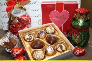 Lindt Chocoladen Club Boxenwelt24