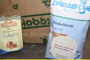 Bio Box food and drink Januar 2015
