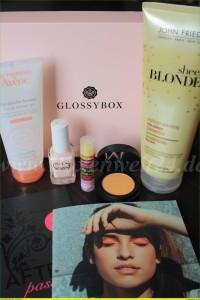 Glossy Box April 2015