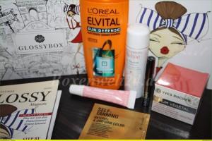 GlossyBox Juli 2015