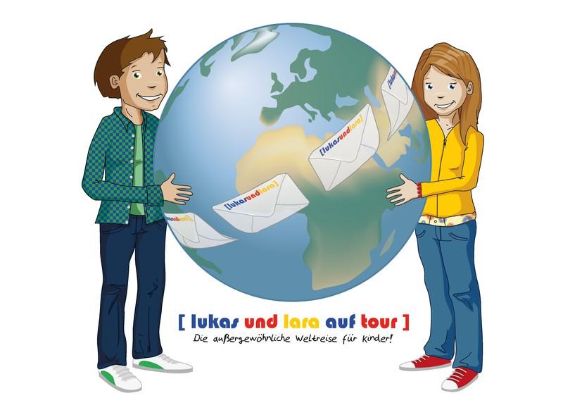 Lukas und Lara auf Tour Boxenwelt24.de