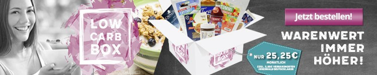 Low Carb Box Boxenwelt24.de
