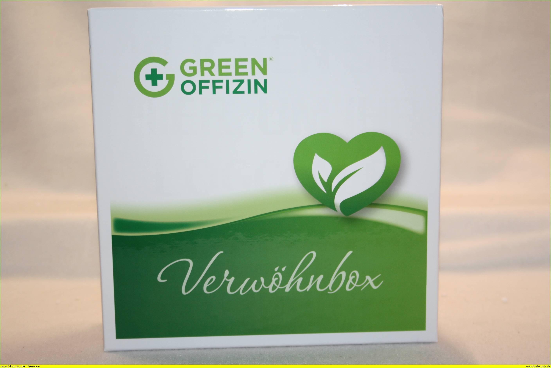 Green Offizin Verwöhnbox Boxenwelt24.de