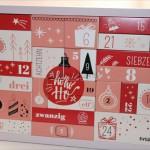 Adventskalender Brigitte Box Boxenwelt24.de