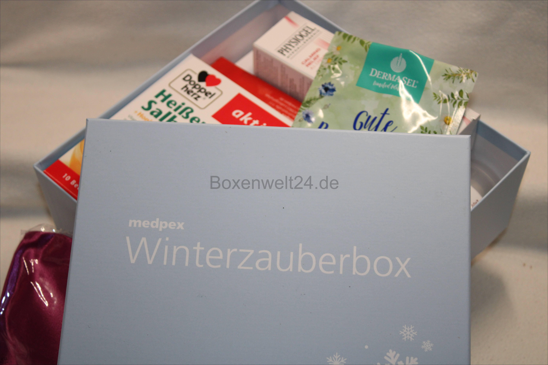 medpex Winterzauber Boxenwelt24.de